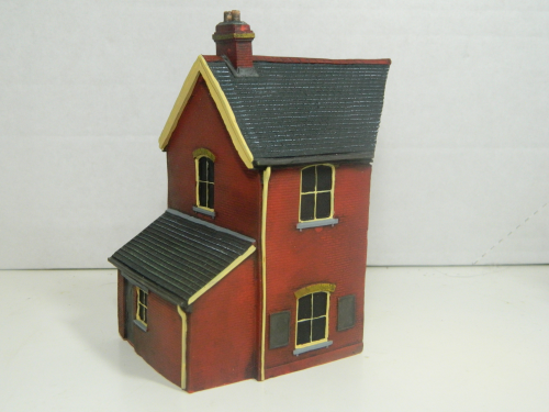 EM6110 OO / 1:76 Station Masters House Extension