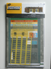 Superquick B34 OO Bus Depot Card Kit