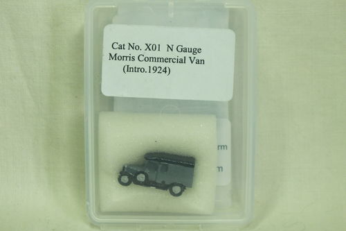 X01 N Gauge Morris Commercial Van (Intro. 1924) Painted