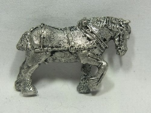 FFHS Shirehorse - Unpainted
