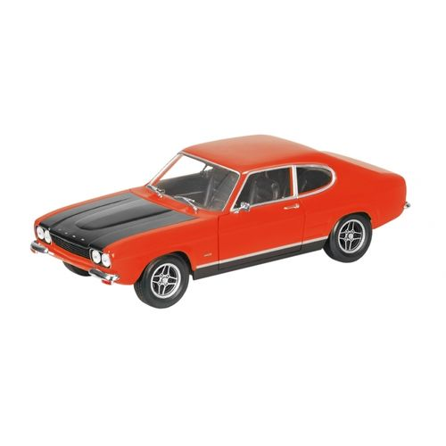 150089076 Minichamps 1/18 Ford Capri RS2600 1970 - Red/Black - Limited Edition