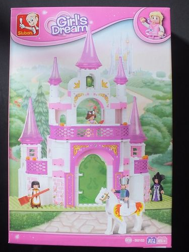 M38-B0153 Girl's Dream Series - Dream Palace