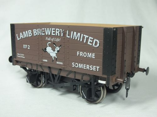 SSO1 7 Plank Wagon - Lamb Brewery - No.2